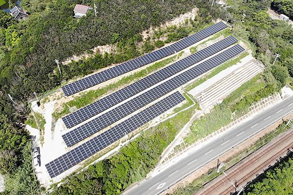 印南第一発電所